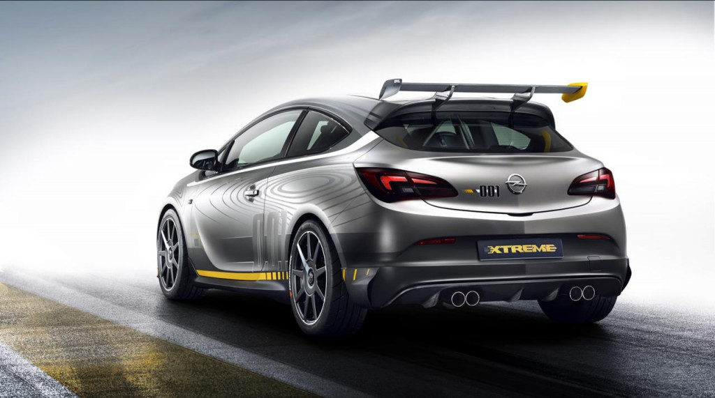 Opel Astra OPC Extreme 8